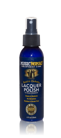 The Music Nomad Laquer Polish for Brass & Woodwind