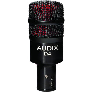 Audix D4 Drum & Instrument Microphone