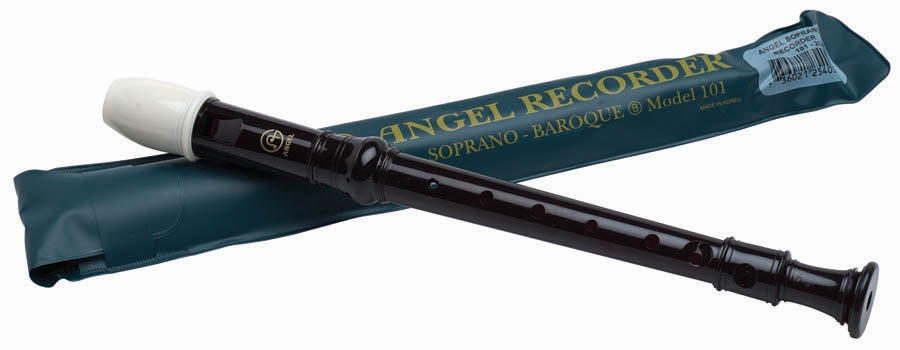 Angel Soprano Recorder