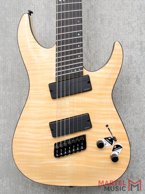 Schecter C-7 Multiscale SLS Elite Gloss Natural