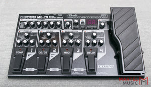 Used Boss ME-70 Multi Effects Pedal