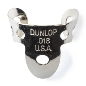 Dunlop Nickel Silver Finger Picks- .018MM (ea.)