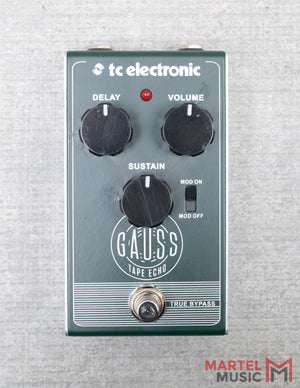 Used TC Electronic Gauss Tape Echo