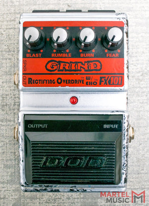 Used DOD Grind Distortion