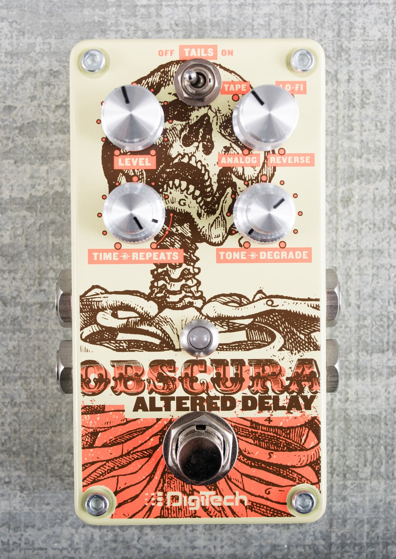 Used Digitech Obscura Delay