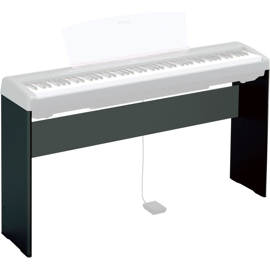 Yamaha L85 Black Wood Keyboard Stand For P Series