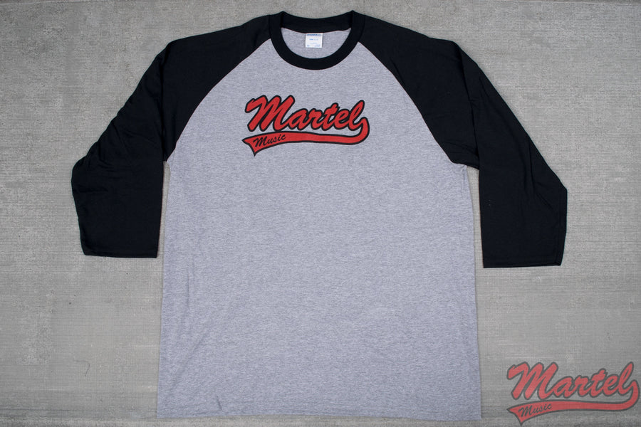 Martel Music Baseball Shirt
