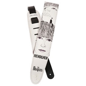 Beatles Guitar Strap, Revolver