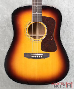 Guild D-40 Traditional Antique Sunburst