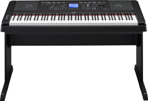 Yamaha DGX660 Black 88-Key Portable Grand