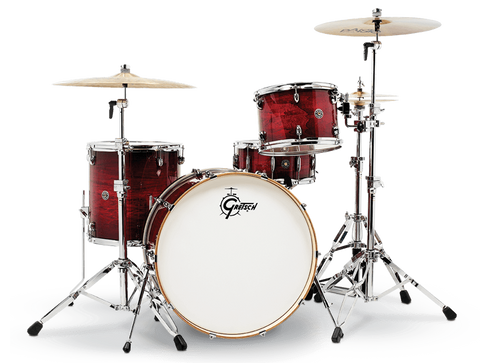 Gretsch Catalina Club 4-Piece Shell Pack in Gloss Crimson Burst