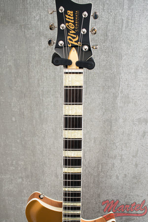 Rivolta Combinata XVII LTD Gold Top