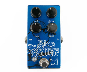 Used Menatone The Blue Collar Overdrive