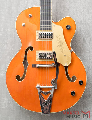 Gretsch G6120T-59 Vintage Select Edition '59 Chet Atkins, Vintage Orange Stain