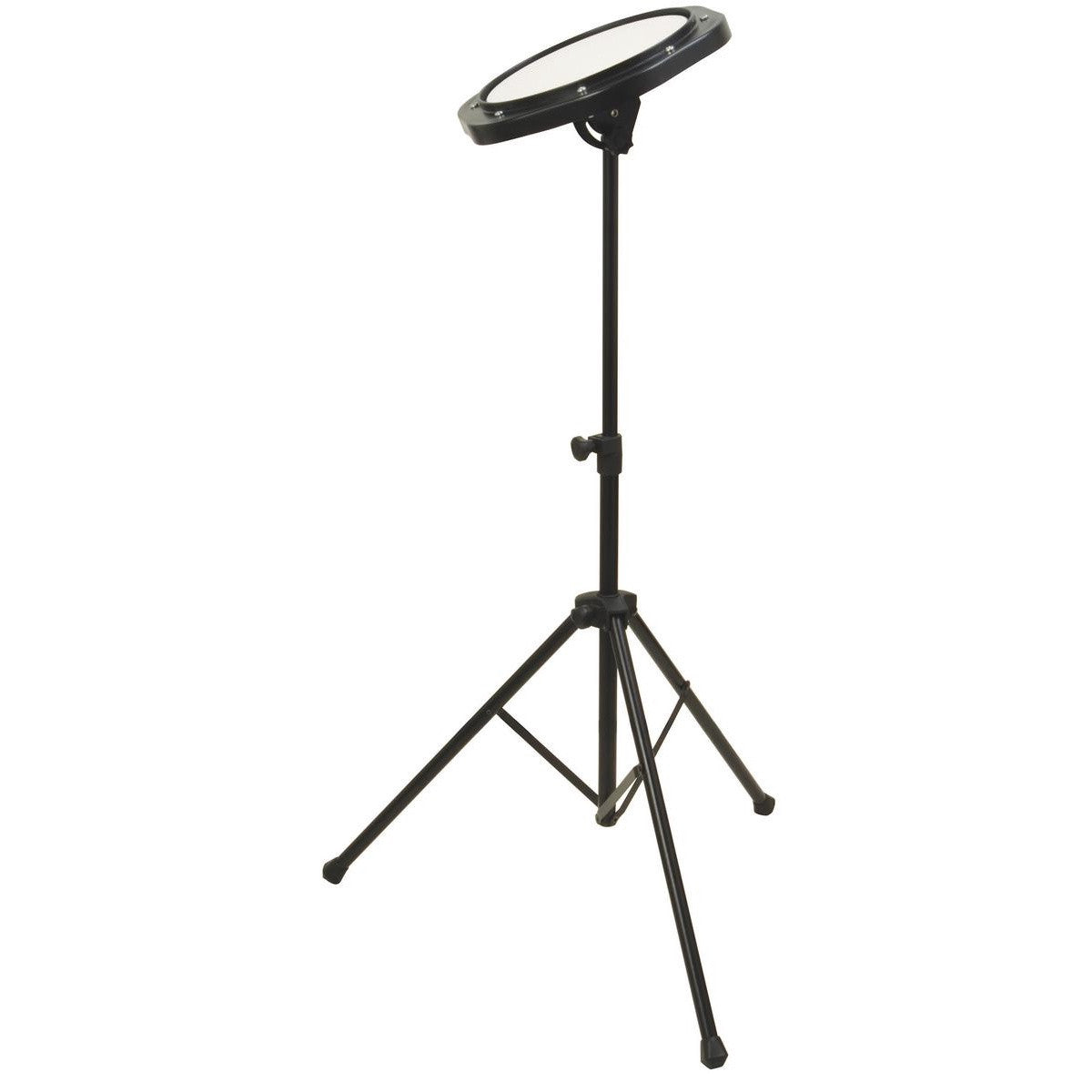 Drum Fire Drum Practice Pad with Stand & Bag