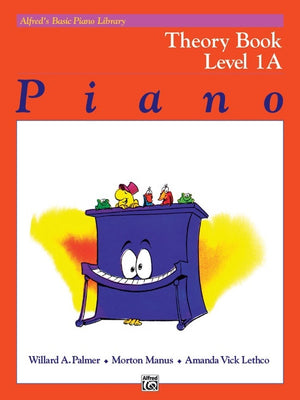 Alfred Basic Piano Library: Theory Book 1A