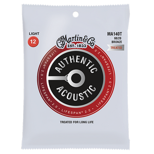 Martin Authentic Acoustic Lifespan 2.0 Strings