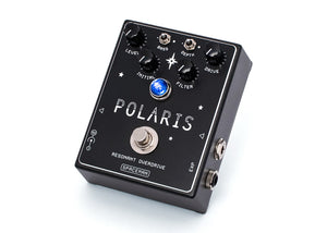 Spaceman Effects Polaris Resonant Overdrive Pedal