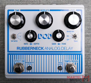 Used DOD Rubberneck Analog Delay
