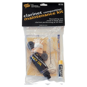 Herco Clarinet Maintenance Kit