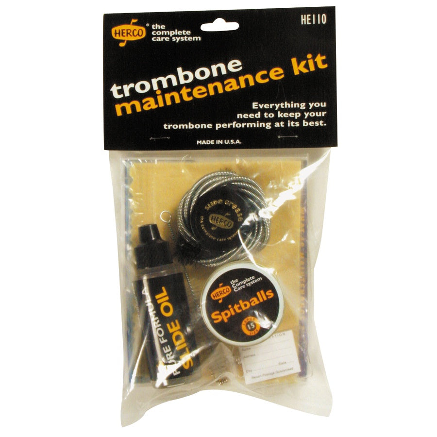 Herco Trombone Maintenance Kit