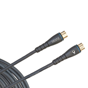 D'Addario MIDI Cable, 5 feet