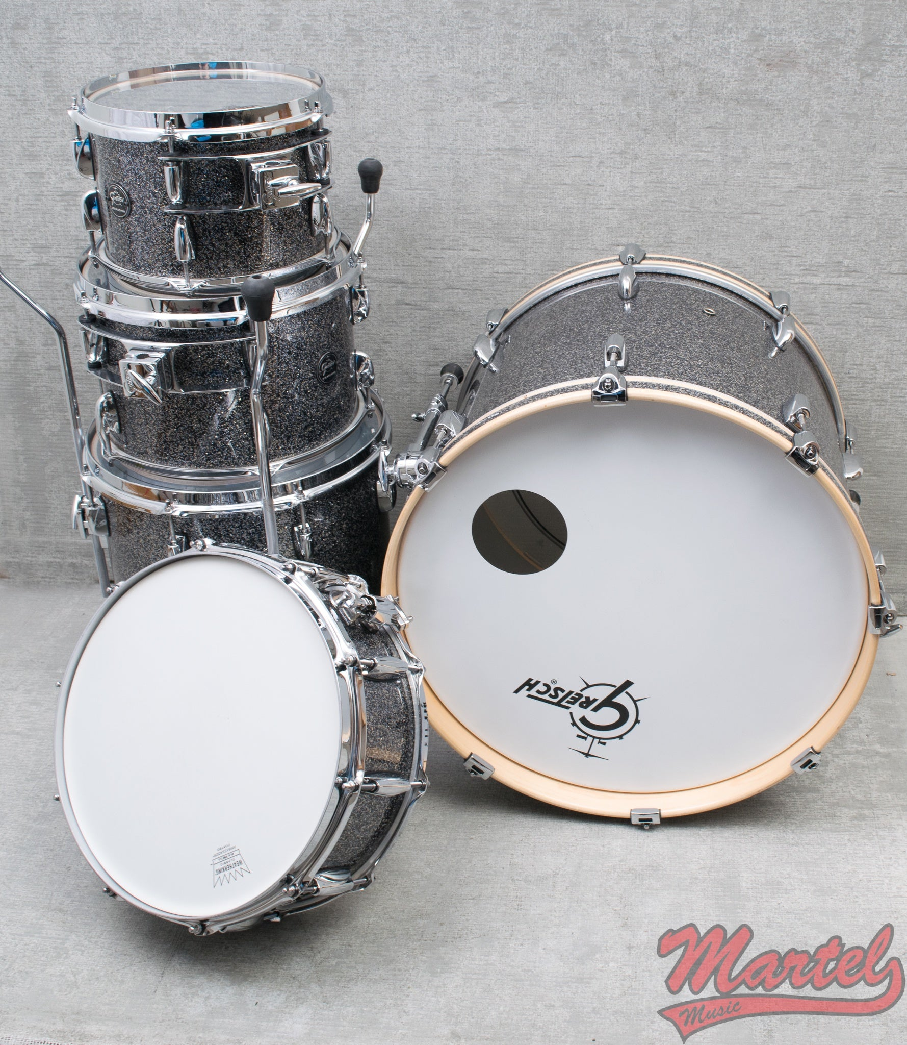Drums & Percussion - Martel Music Store