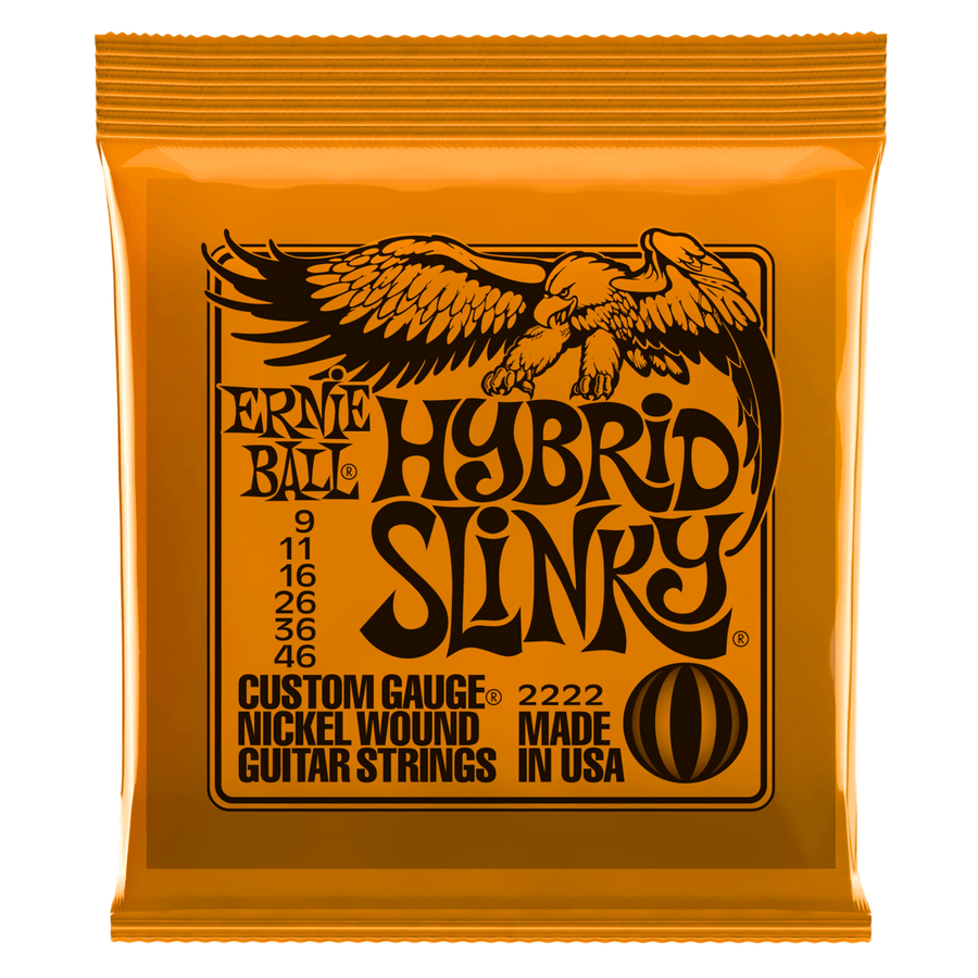 Ernie Ball Nickel Hybrid Slinky Strings