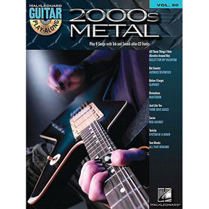 2000's Metal Guitar Play-Along