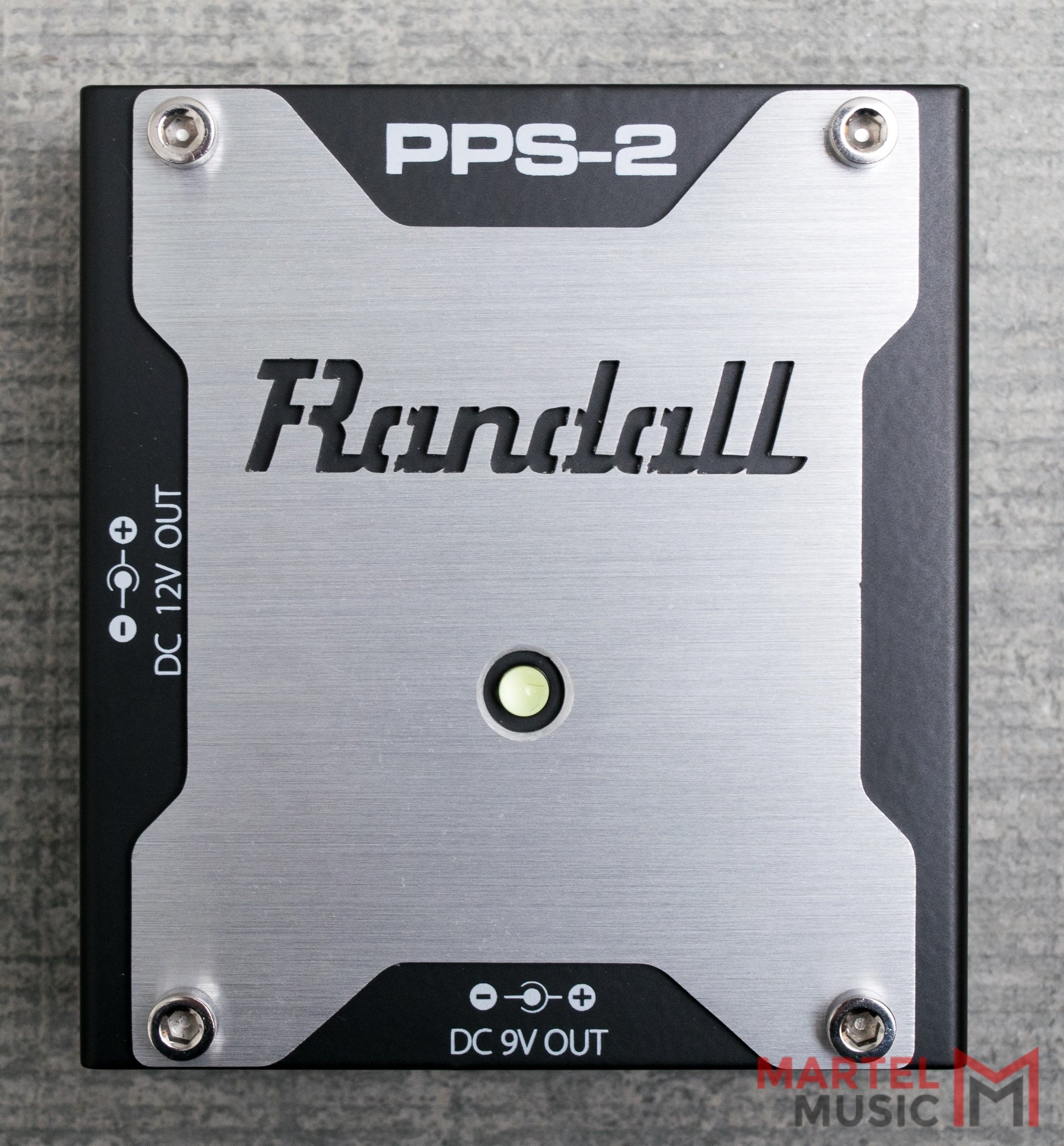 Used Randall PPS2 Pedal Power Supply