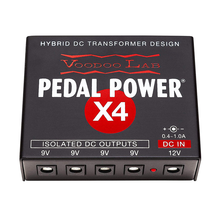 Voodoo Lab Pedal Power® X4