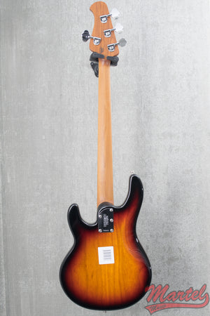 Music Man Short Scale StingRay Bass  Vintage Sunburst