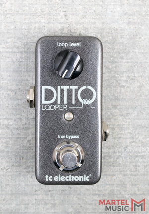 Used TC Electronics Ditto Looper