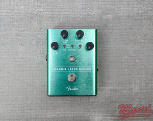 Used Fender Marine Layer Reverb