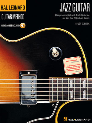 Hal Leonard Guitar Method Jazz Guitar