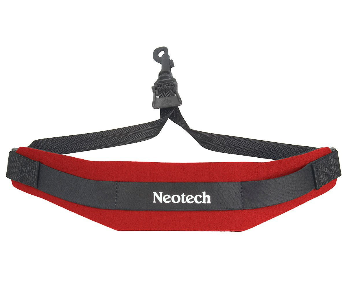 Neotech Soft Sax Strap, Red
