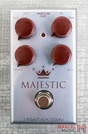J Rockett The Majestic Overdrive