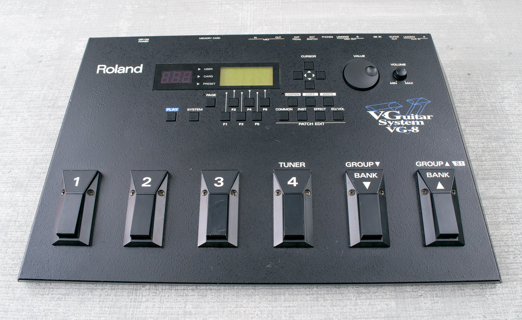 Best Seller Page 3 Martel Music Store 5 Channels 2 Octave Graphic Equaliser By 4558 Used Roland Vg 8 Guitar Processor