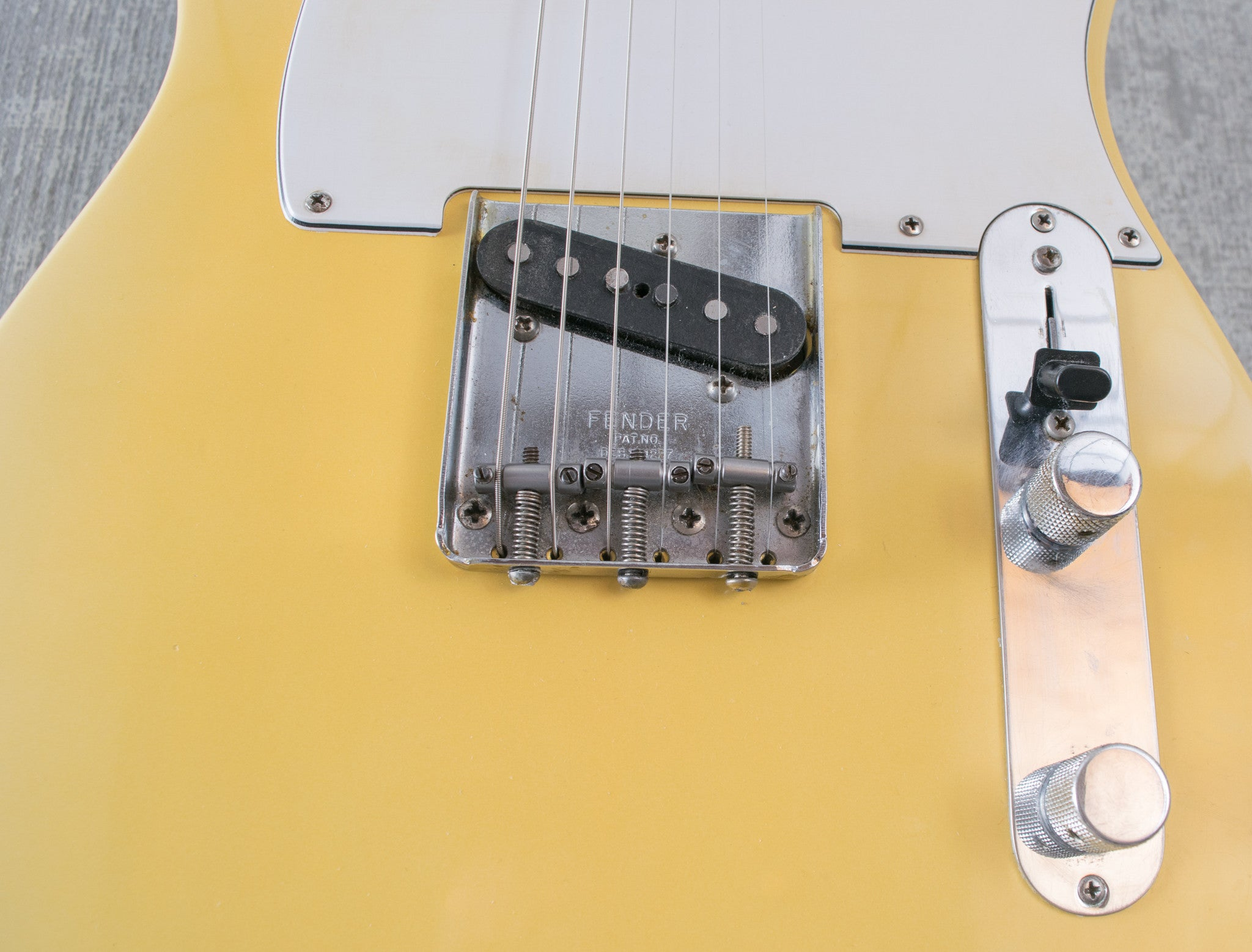 Used 1972 Fender Telecaster Blonde