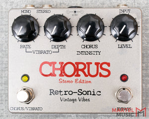 Used Retro-Sonic Chorus Stereo Edition