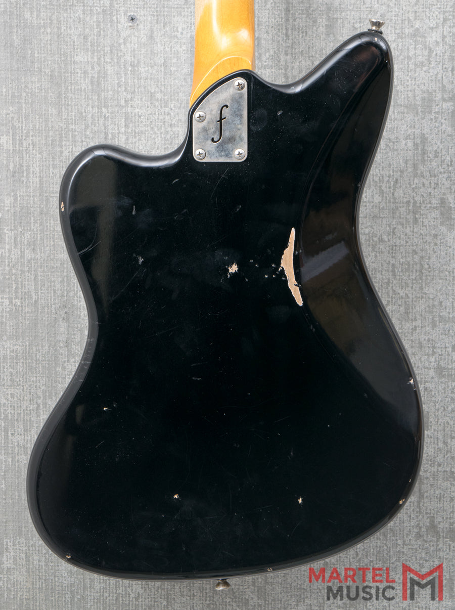 Used Fano JM6 Alt De Facto Bull Black