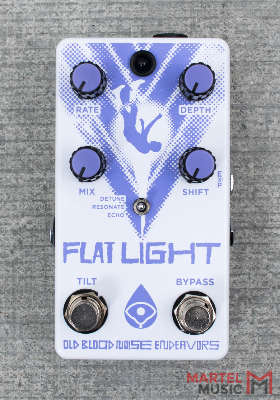 Old Blood Noise Endeavors Flatlight Flange Shifter