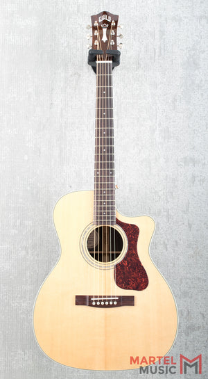 Guild OM-150CE Natural