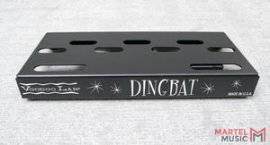 Voodoo Lab Dingbat Tiny Pedalboard w/ Pedal Power X4