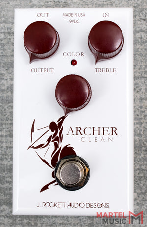 J. Rockett Archer Clean