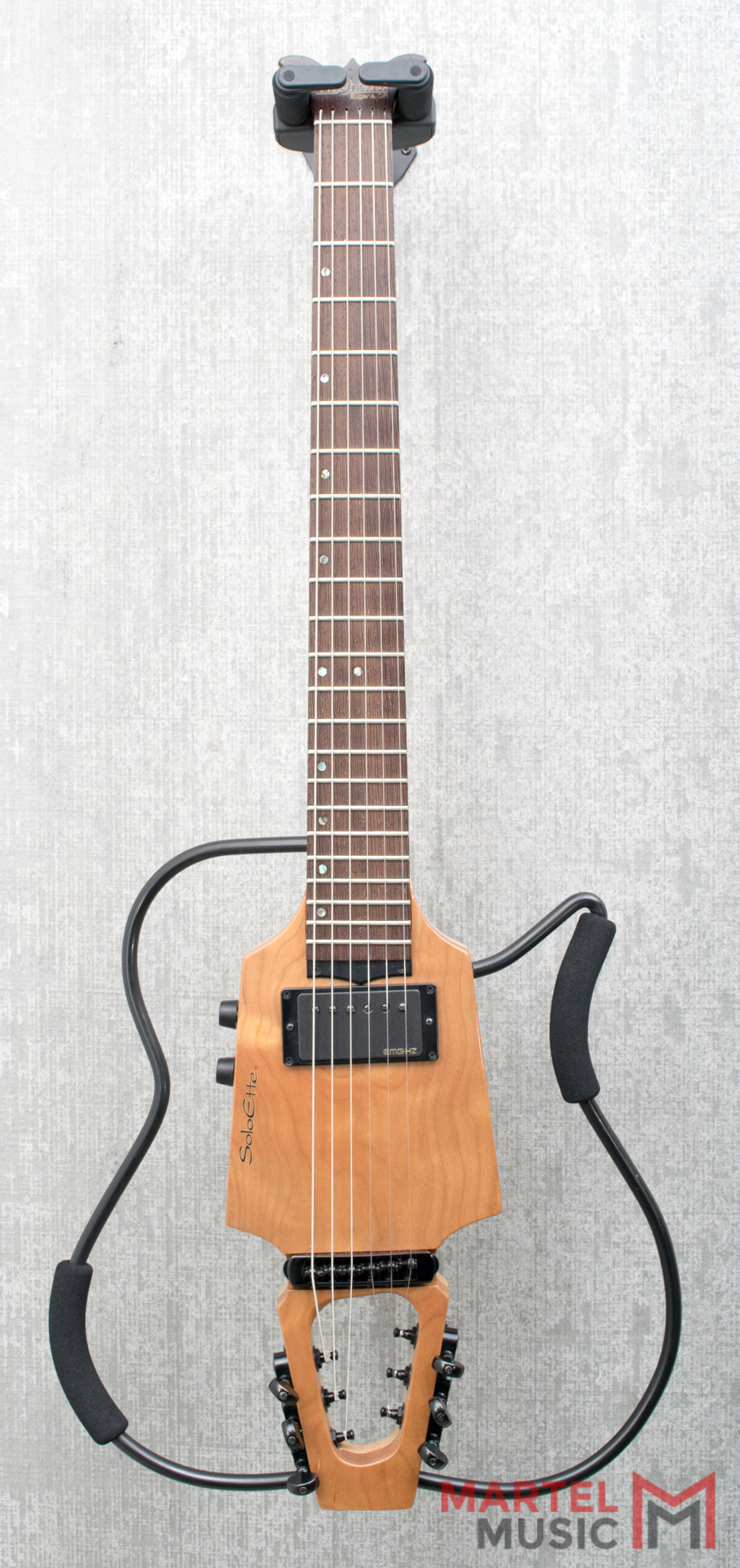 Wright Electric Travel Soloette Guitar