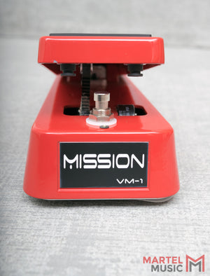 Used Mission VM-1 Red Volume Pedal