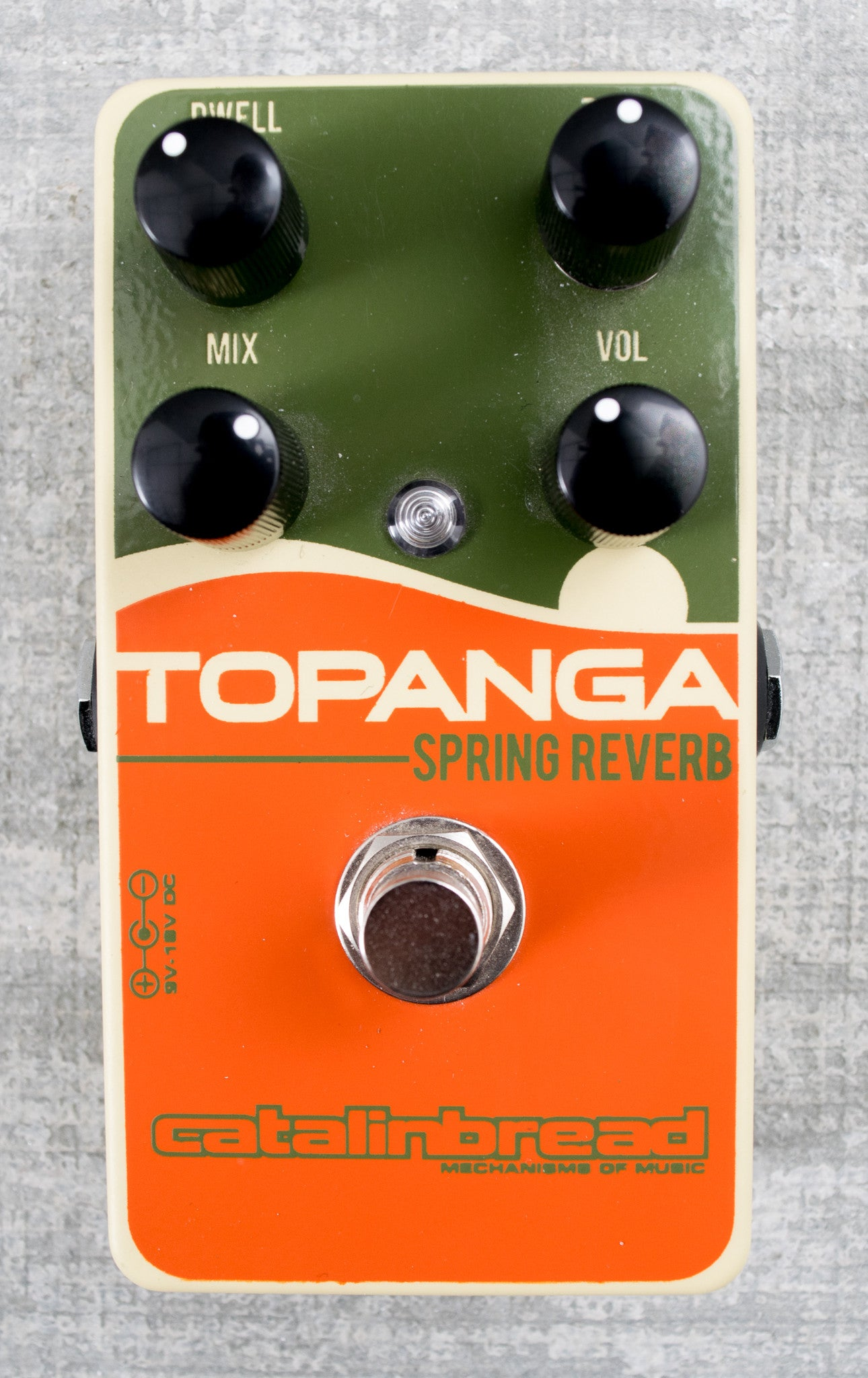 Used Catalinbread Topanga Spring Reverb