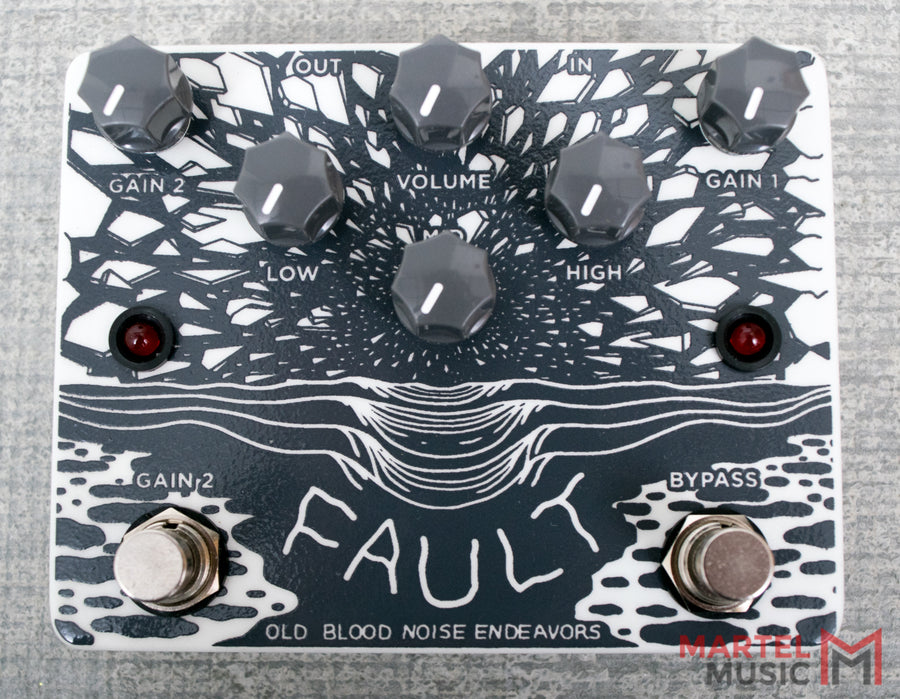 Old Blood Noise Endeavors Fault Overdrive