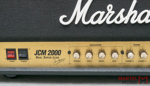 Used Marshall JCM 2000 DSL 100